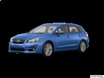 2016 Impreza Wagon 2.0i Limited