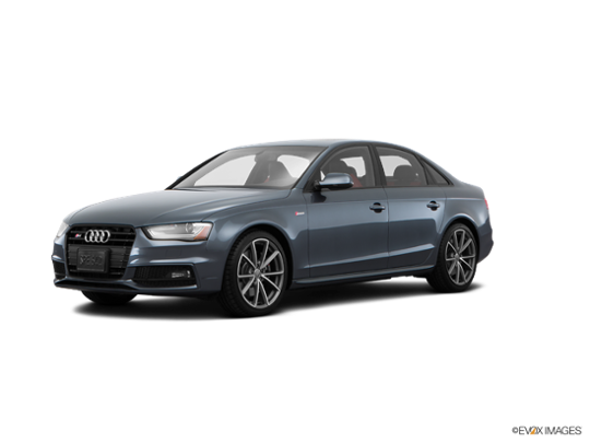 2016 Audi S4 in Daytona Gray Pearl Effect