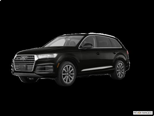 2017 Audi Q7 for sale in Dallas TX