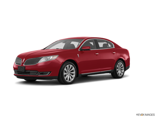 2016 LINCOLN MKS in Ruby Red Metallic Tinted Clearcoat