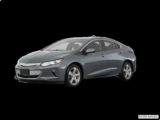 2017 Chevrolet Volt in Heather Gray Metallic