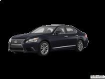 2016 LS 600h L 4dr Sdn Hybrid