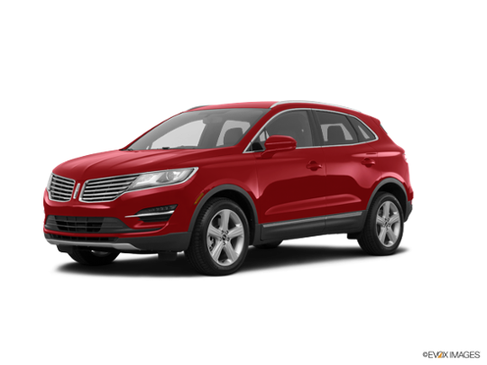 2017 LINCOLN MKC in Ruby Red Metallic Tinted Clearcoat