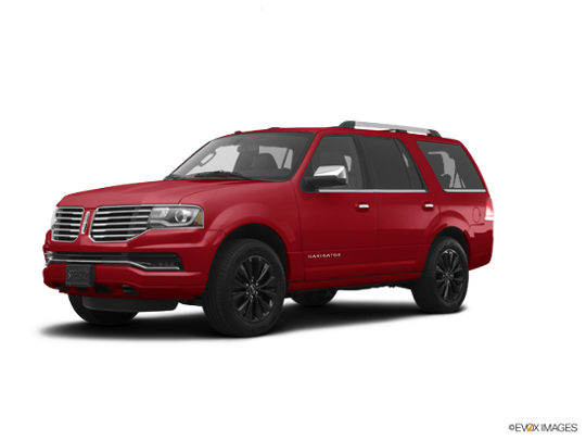 2017 LINCOLN Navigator in Ruby Red Metallic Tinted Clearcoat