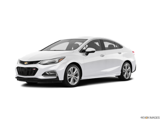 2017 Chevrolet Cruze in Summit White