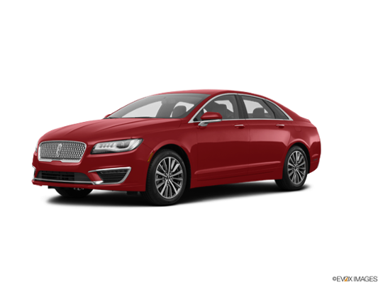 2017 LINCOLN MKZ in Ruby Red Metallic Tinted Clearcoat