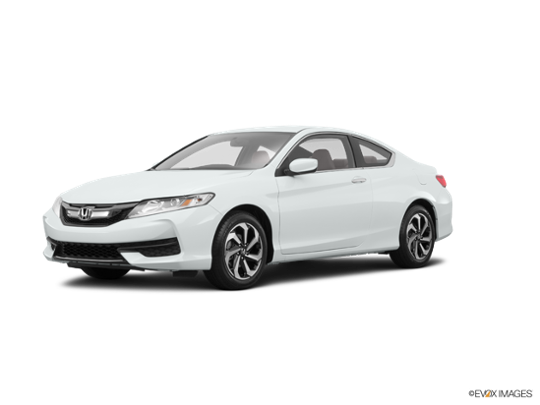 2017 Honda Accord Coupe in White Orchid Pearl