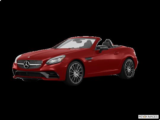 2017 Mercedes-Benz SLC for sale in Dallas TX