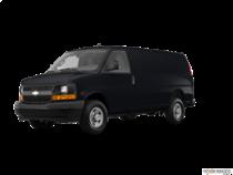 2017 Express Cargo Van 2500 Regular Wheelbase Rear-Wheel Drive