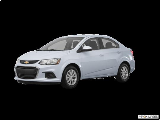 2017 Chevrolet Sonic for sale in Bellingham WA