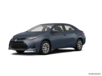 2017 Corolla LE Eco w/Package 1