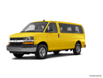 2017 Chevrolet Express Passenger at Phil Long Dealerships