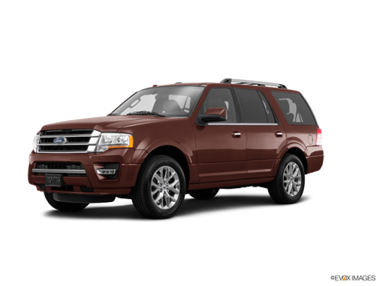 2017 Ford Expedition in Bronze Fire