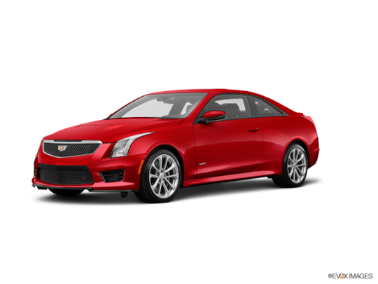 2017 Cadillac ATS-V Coupe for sale in Dallas TX