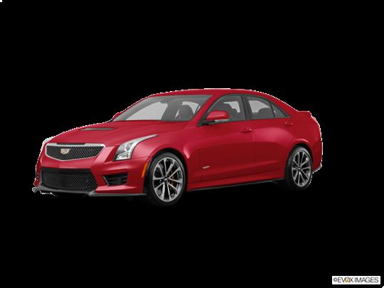 2017 Cadillac ATS-V Sedan for sale in Dallas TX