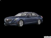 2017 CT6 Sedan Luxury RWD