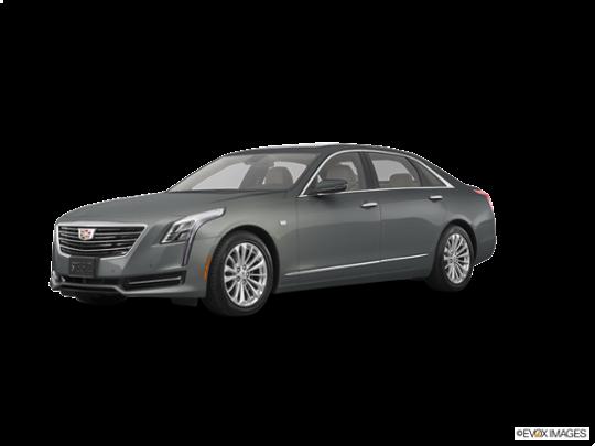 2017 Cadillac CT6 Sedan for sale in Dallas TX