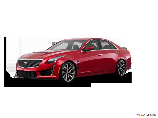 New 2017 Cadillac CTS-V Sedan From Your Orlando FL
