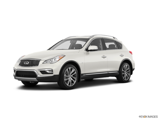2017 INFINITI QX50 near Bridgewater and Somerville