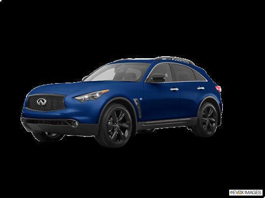 2017 INFINITI QX70 for sale in Dallas TX