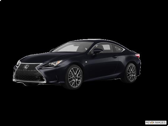 2017 Lexus RC Turbo for sale in Dallas TX