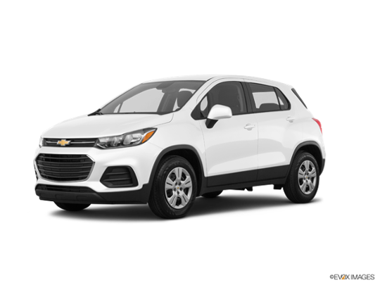 2017 Chevrolet Trax in Summit White