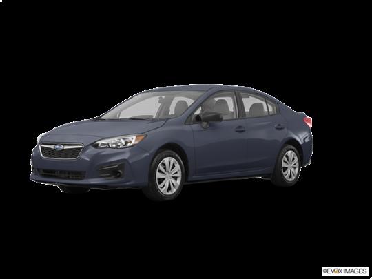 2017 Subaru Impreza for sale in Dallas TX