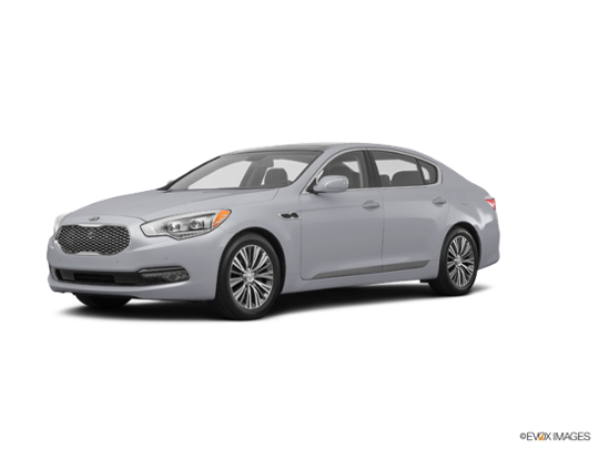 2017 Kia K900 in Bright Silver