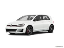 2017 Golf GTI SE