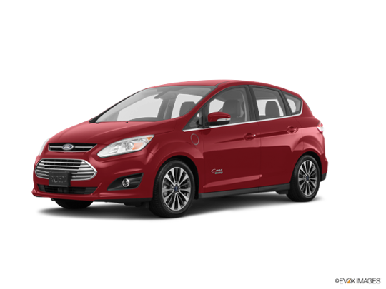 2017 Ford C-Max Energi in Ruby Red Metallic Tinted Clearcoat