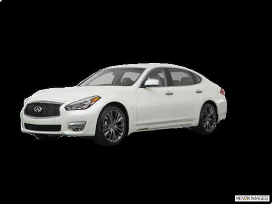 2017 INFINITI Q70L for sale in Dallas TX