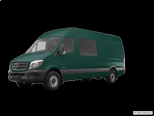 2017 Mercedes-Benz Sprinter Crew Van for sale in Dallas TX