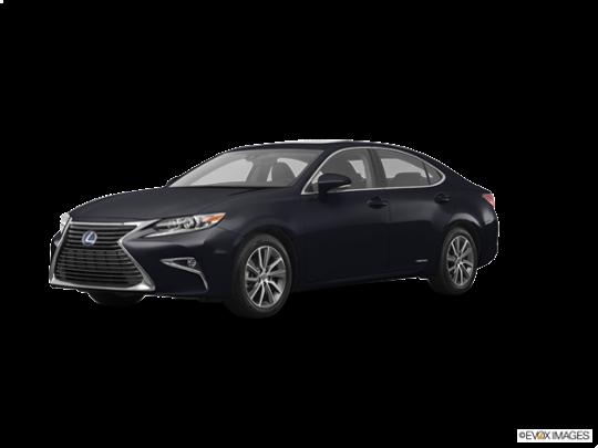 2017 Lexus ES 300h for sale in Dallas TX