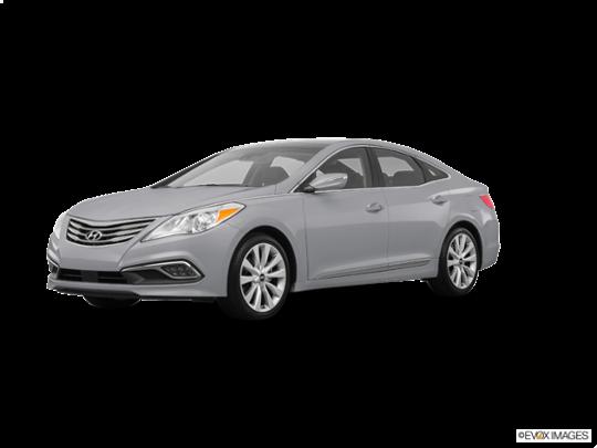 2017 Hyundai Azera in Ion Silver