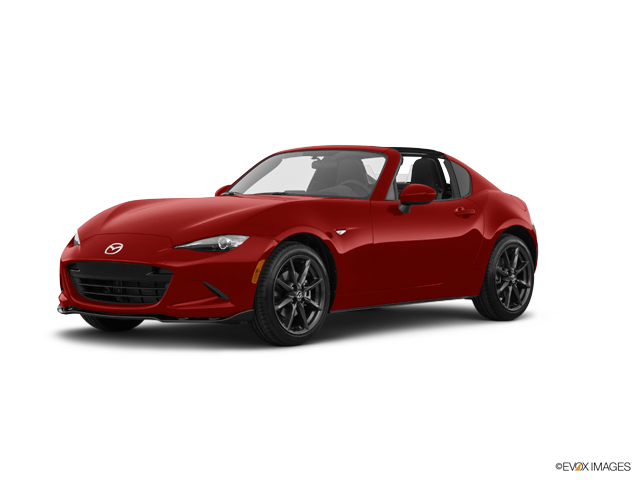 2017 Mazda Mx 5 Miata Rf At Ourisman Mazda Of Rockville
