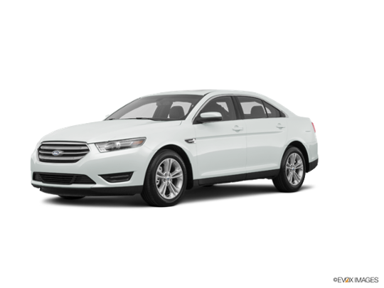 2017 Ford Taurus in Oxford White