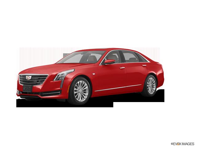 New Cadillac Ct6 Sedan Henderson >> New 2018 Cadillac Ct6 Sedan From Your Henderson Tx Dealership