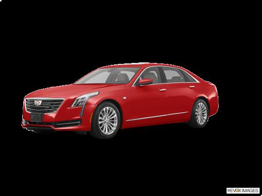 2018 Cadillac CT6 Sedan for sale in Dallas TX