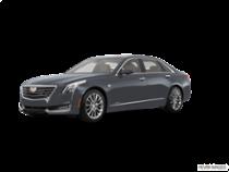 2018 CT6 Sedan Premium Luxury AWD