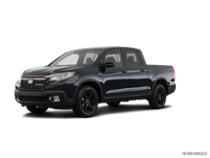 2017 Ridgeline Black Edition