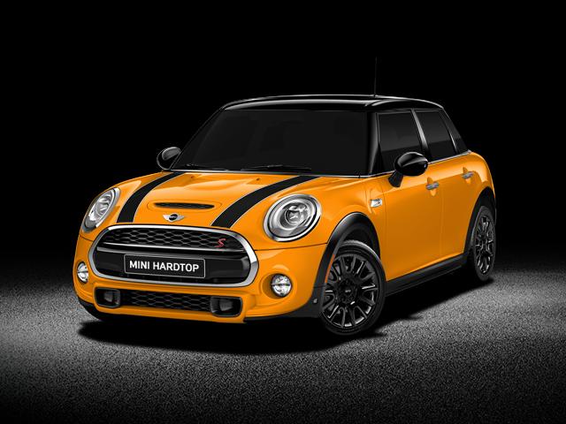 Mini Cooper S Volcanic Orange идеи изображения автомобиля