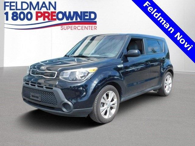 2015 Kia Soul Vehicle Photo in Novi, MI 48375