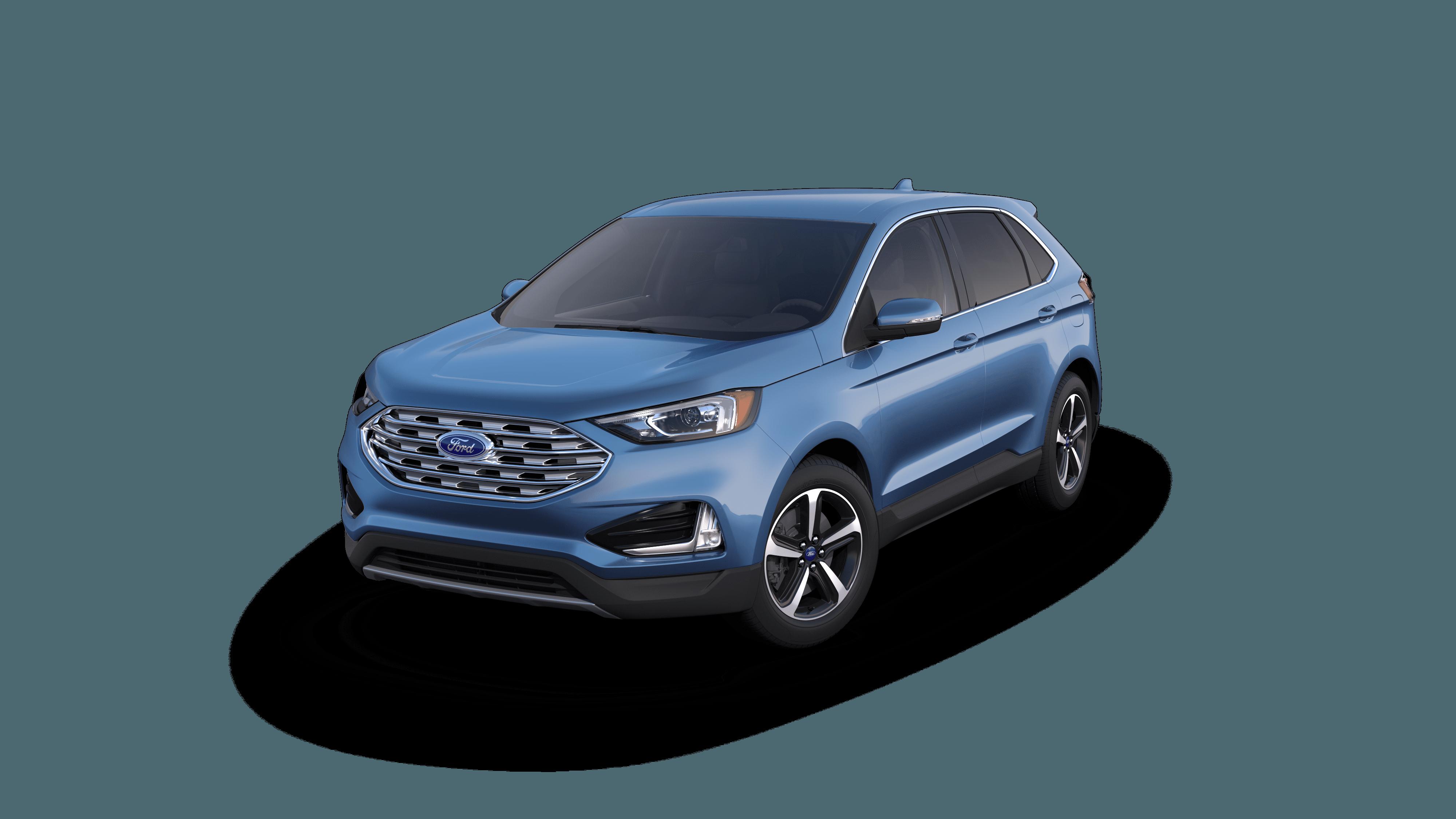 Ford Edge Vehicle Photo In Marshall Mi