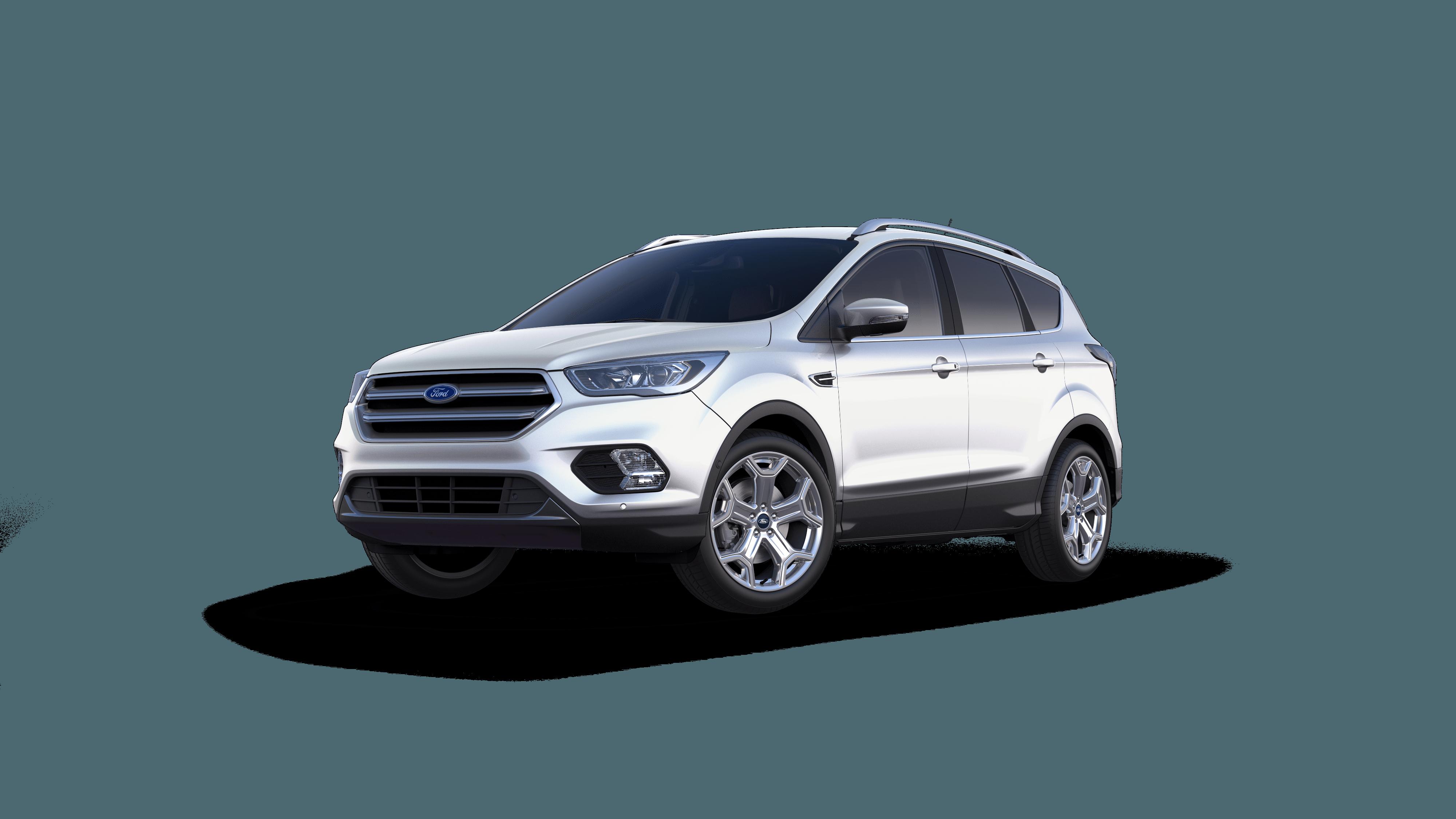New 2019 Ford Escape Titanium 4wd For Sale In Quakertown
