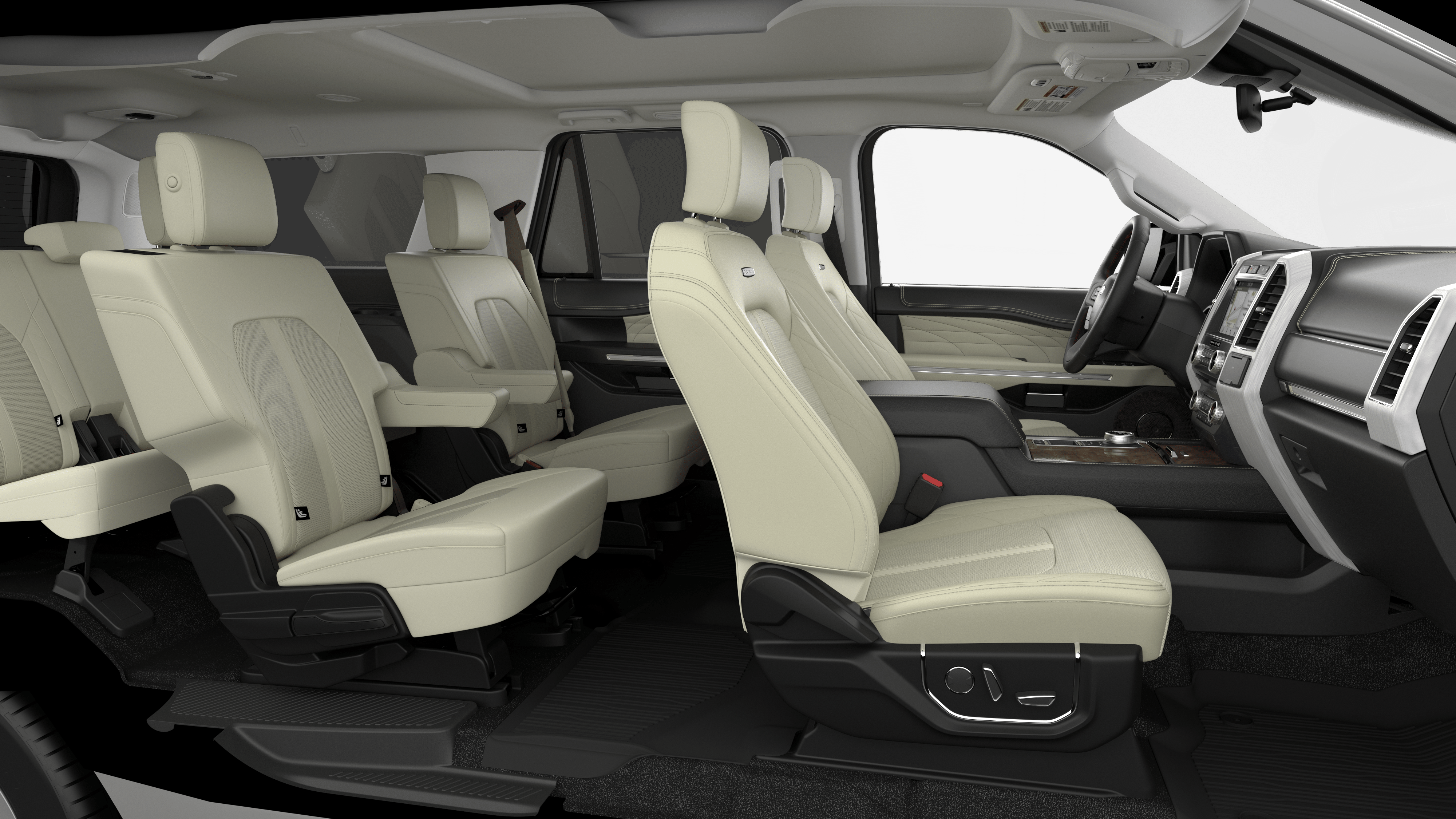 white platinum metallic tri coat  ford expedition max  sale  ciocca ford souderton