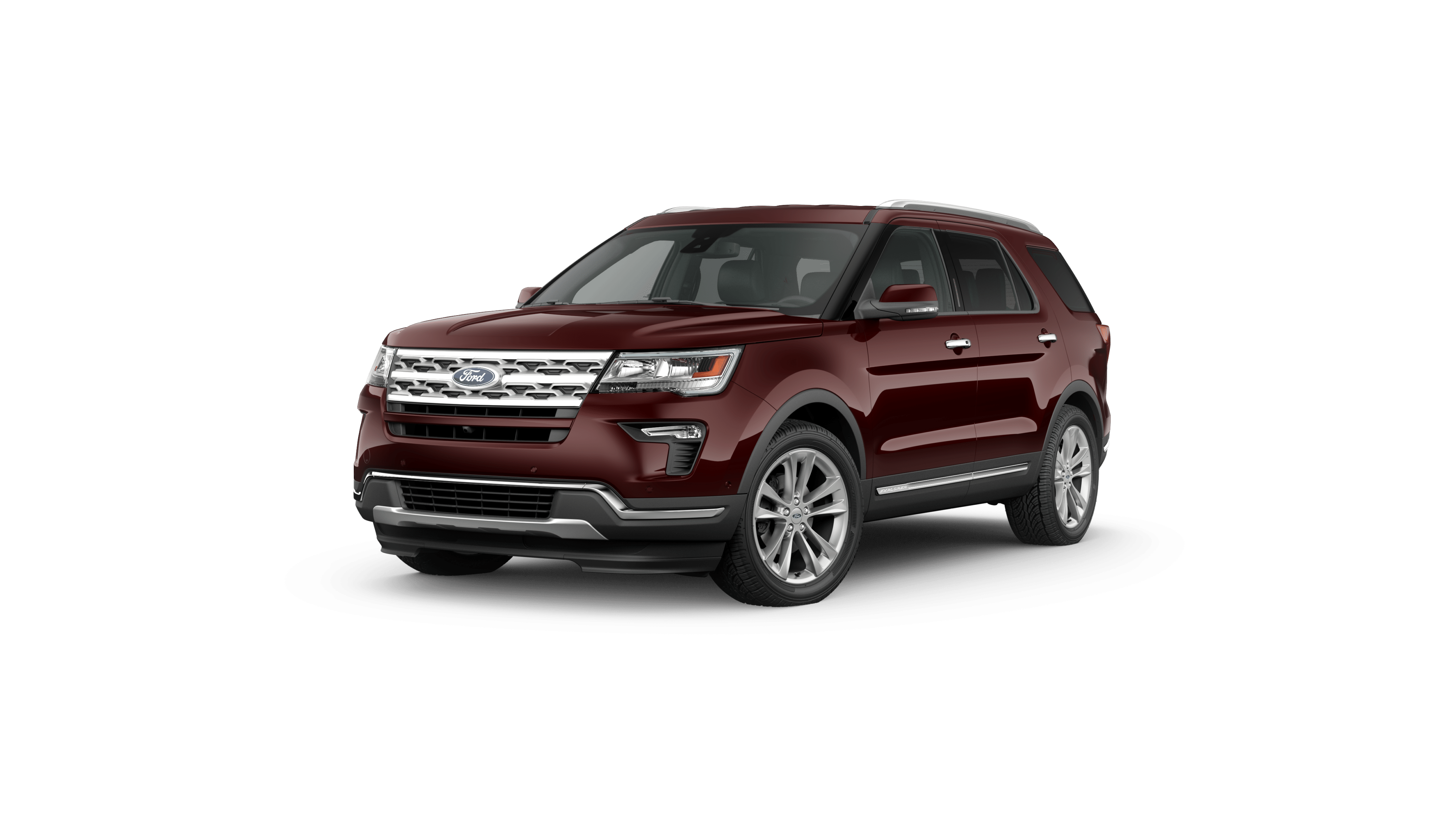 Ciocca Ford Quakertown >> New 2018 Ford Explorer Limited 4WD For Sale in Quakertown ...