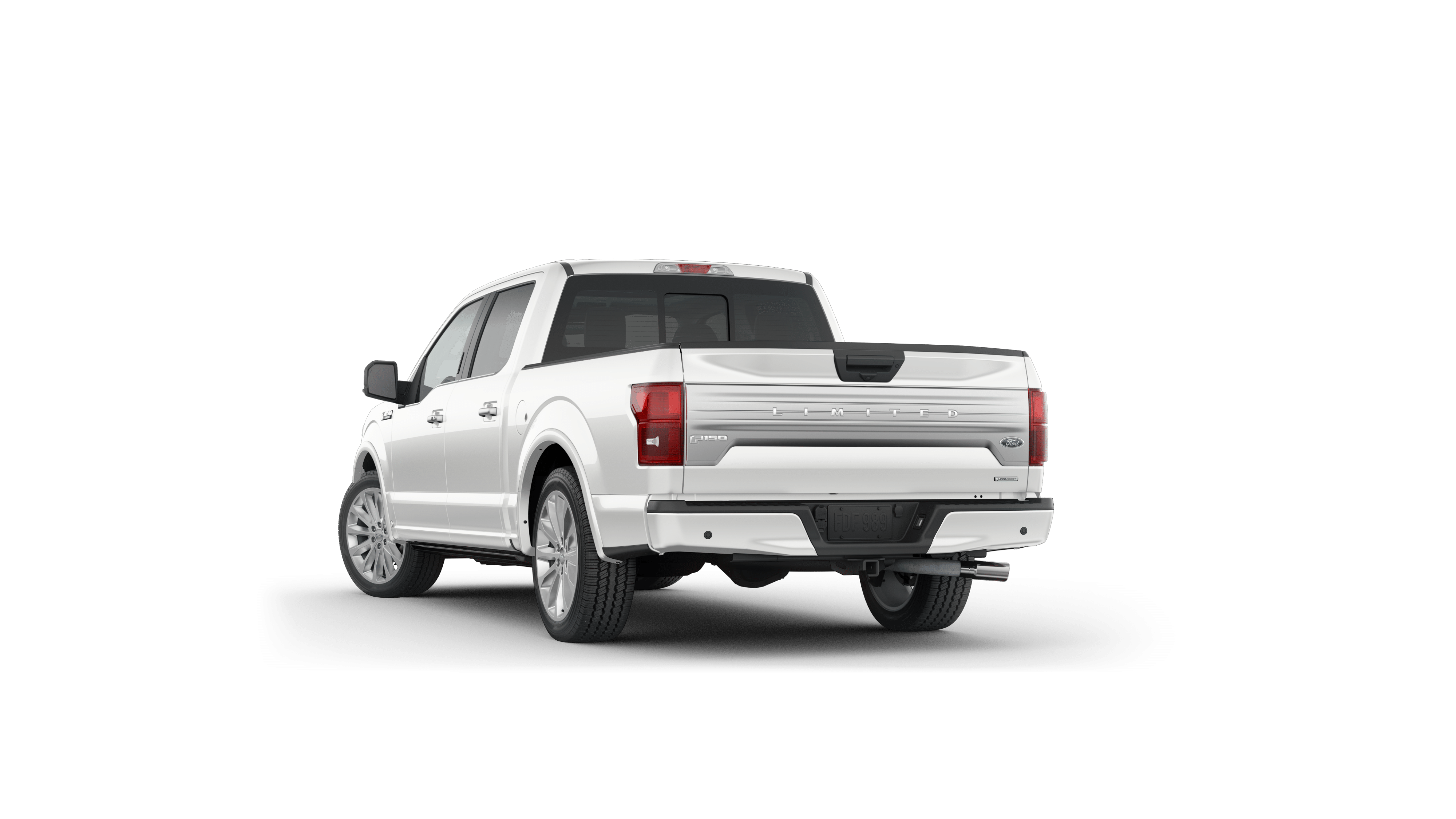 Ciocca Ford Quakertown >> New 2018 Ford F-150 Limited 4WD SuperCrew 5.5' Box For ...