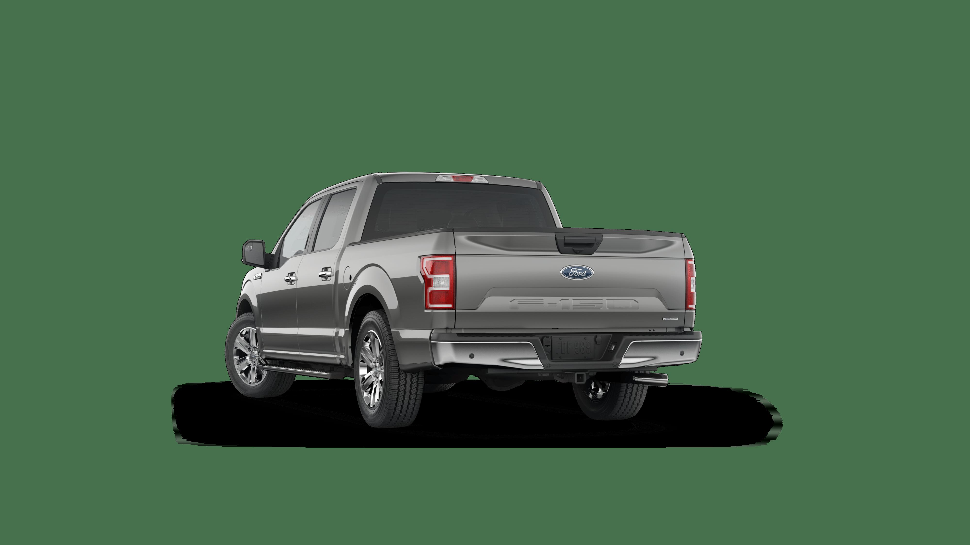 New 2019 Ford F 150 Xlt 4wd Supercrew 5 5 Box