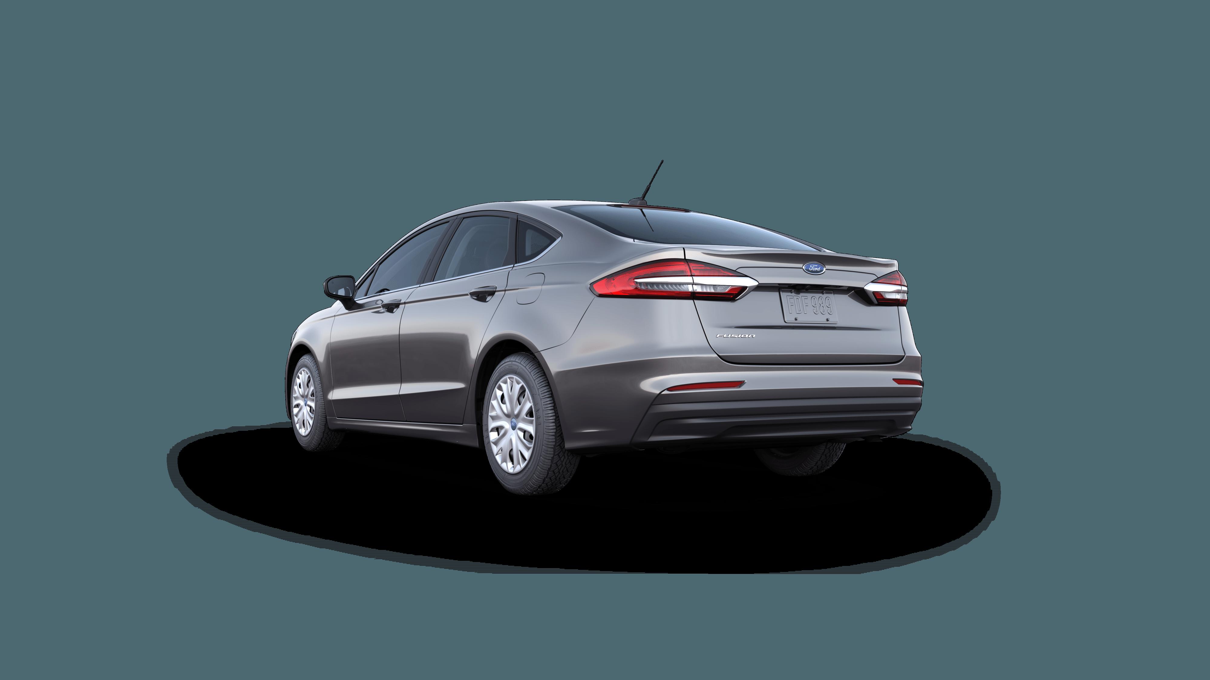2019 Ford Fusion Vehicle Photo in Okmulgee, OK 74447