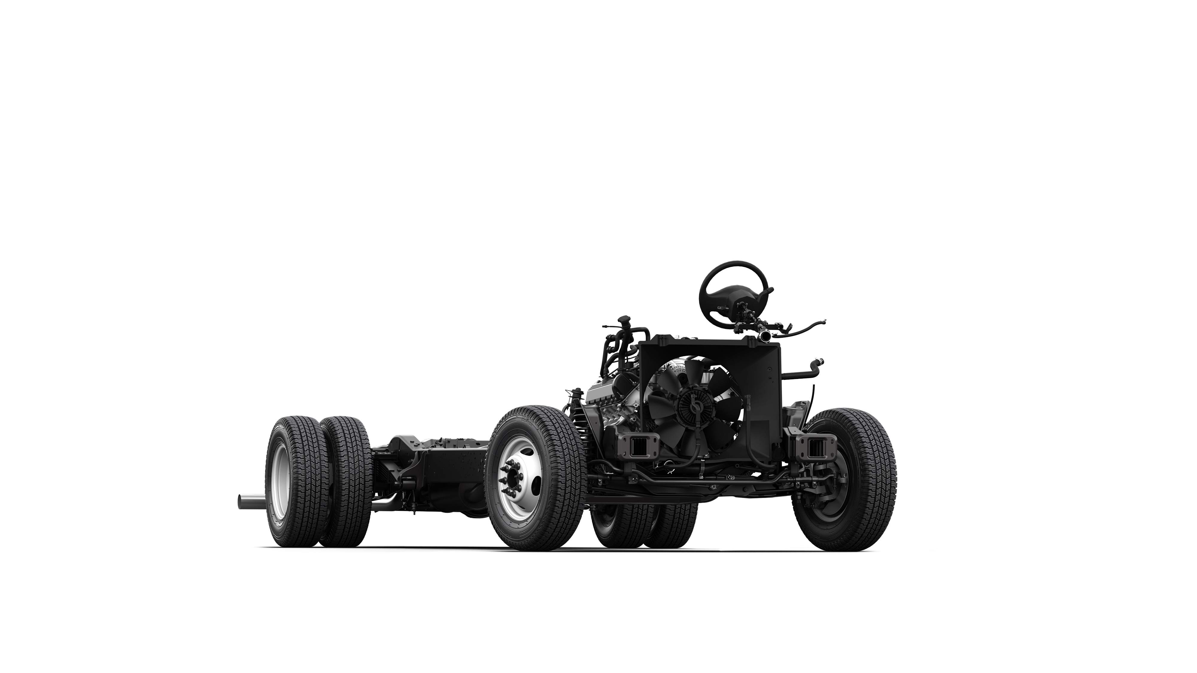 9c13b172a266d1 2019 Ford E-Series Stripped Chassis Vehicle Photo in Cleveland
